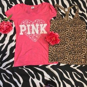 Victoria's Secret PINK Shirt and Tank